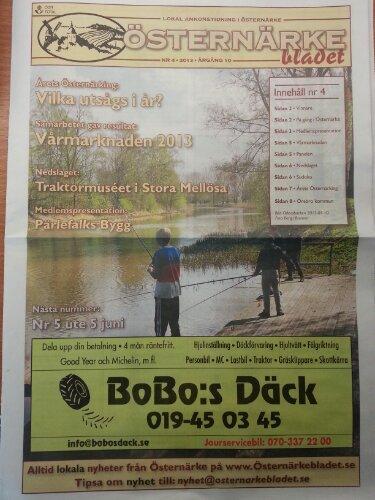 Östernärkebladet – NR 4 – 2013